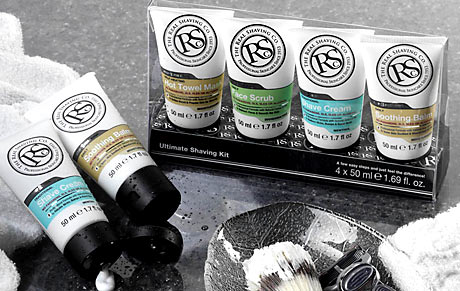 Real Shaving Company kit.