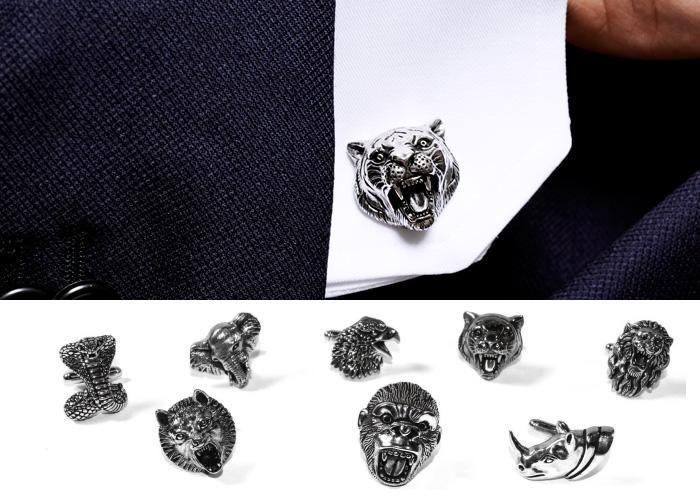 spirit-animal-cufflinks